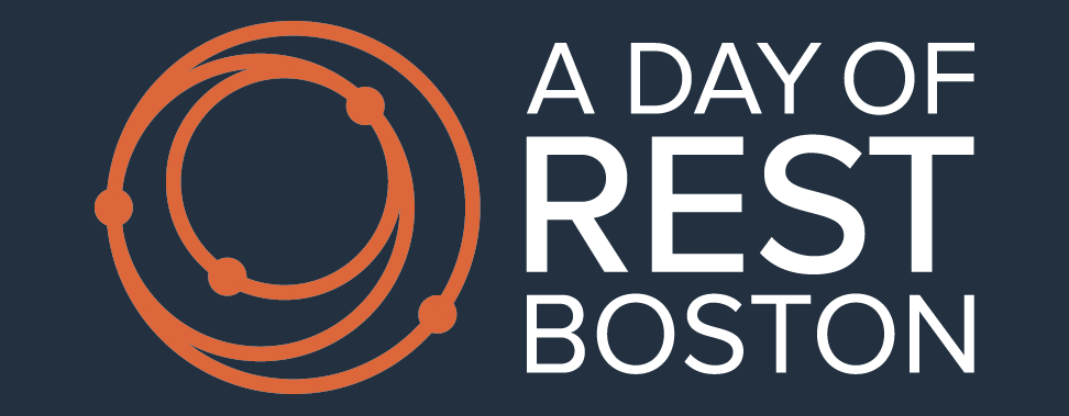 A Day of REST Boston conference logo